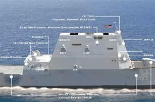 DDG 1000 Zumwalt Destroyer