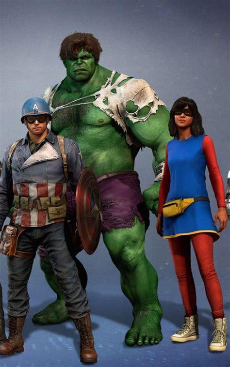 1200x1920 Marvel's Avengers Game 2021 1200x1920 Resolution ...