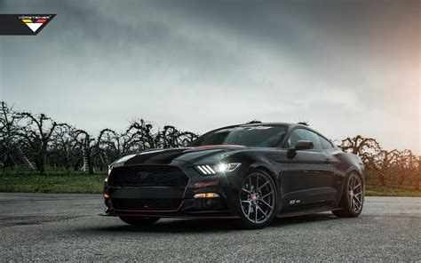 vorsteiner ford mustang  ff   wallpaper hd car