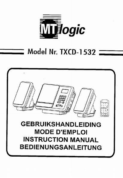 Logic Mt 1532 Pagina Handleiding Verder