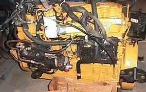 Caterpillar Engine 3126e Electrical Diagram