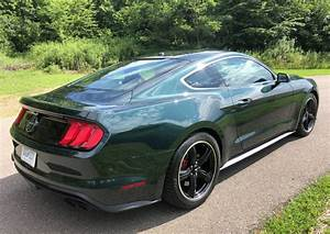 Ford adds a special Mustang Bullitt for 2019, recalling the movie original - Drive