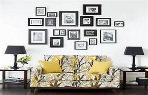 Family photos artwork frames design ideas frames for for Interior design wall of frames