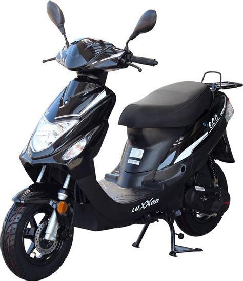 motorroller 50 ccm luxxon motorroller 50 ccm 45 km h 187 eco 171 kaufen otto