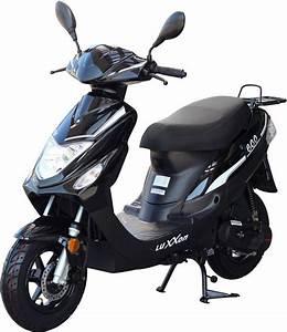 Motorroller 50 Ccm : luxxon motorroller 50 ccm 45 km h eco kaufen otto ~ Kayakingforconservation.com Haus und Dekorationen