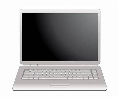 Laptop Transparent Clipart Lap Clip Computer Air
