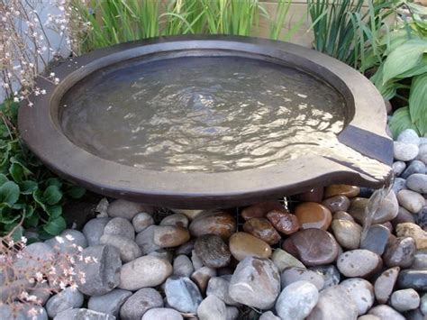 catch basin  spout  divert water  drain rain chain garden design water garden