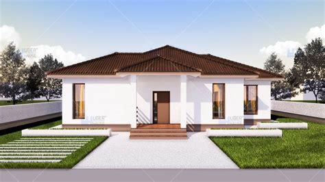 Proiecte De Casa by Proiect Casa Parter 112 Mp Rovenna