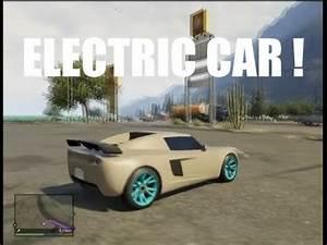 Voitures Gta 5 : gta v voiture electrique tr s rapide o la trouver youtube ~ Medecine-chirurgie-esthetiques.com Avis de Voitures