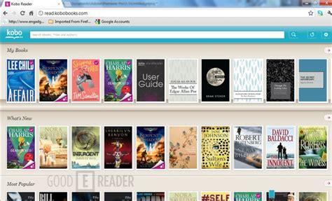 cloud kobo reader html5 brings ipad released
