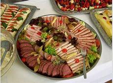 Kalte Platte Essen statt Kochen!