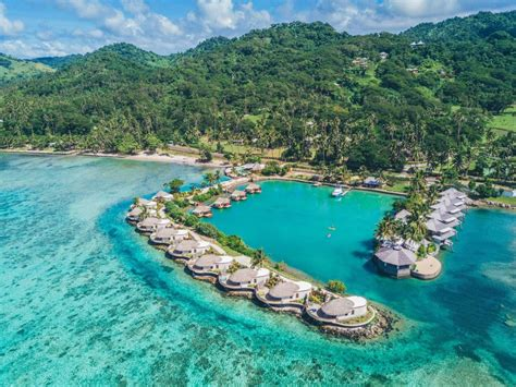 home plans for small lots koro sun resort fiji overwater bungalows