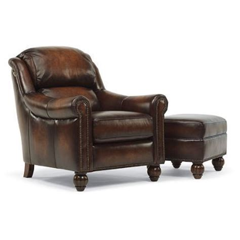 brown leather chair and ottoman chair and ottoman set chairs and leather on pinterest