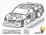 Coloring Nascar Cars Printable Boys Race Fast Super Colouring Sheets Yescoloring Mega Busch Kyle Drawing Colorings Dale Jr Speed Bugatti sketch template
