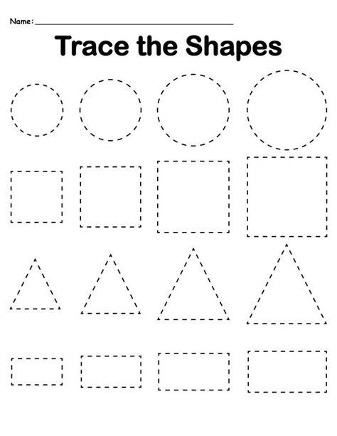 preschool tracing worksheets best coloring pages for 904 | Shapes Preschool Tracing Worksheets 791x1024