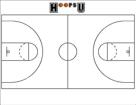 Word Template Of Basketball Court New Calendar Template Site Basketball Court Blank New Calendar Template Site
