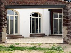 Terrassentür Mit Sprossen : hofanlage b derich frovin ~ Lizthompson.info Haus und Dekorationen