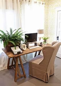 work in coziness 20 farmhouse home office décor ideas