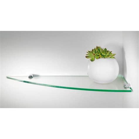 etagere en verre pour cuisine etagere d 39 angle en verre pour