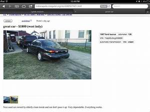 Ford Taurus Questions