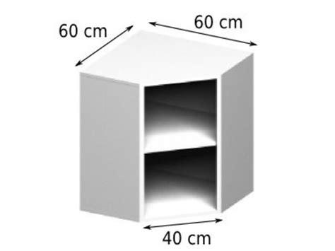 kit cuisine ikea meuble caisson d 39 angle haut vial