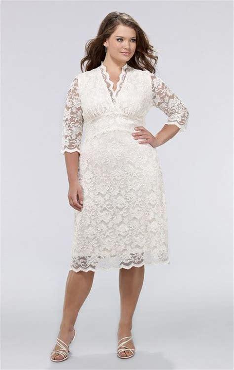 robe invitã mariage modern plus size wedding dresses