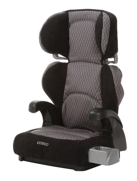 cosco pronto booster car seat linked black baby baby