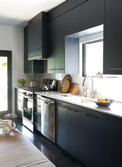 cuisine et blanc photos deco cuisine noir et blanc cuisine nous a fait à l