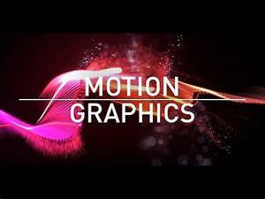 VFX Motion Graphics Special Effects Compilation - YouTube