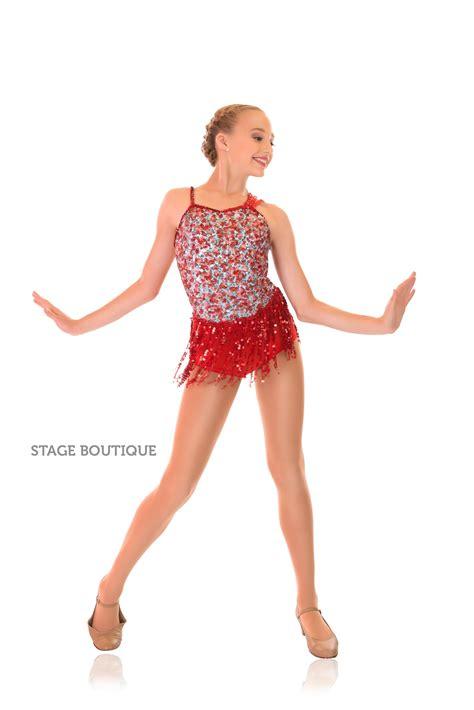 sequin jazz tap cabaret dance costumes
