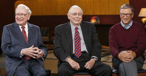 These Billionaires Owe Their Riches to Warren Buffett ...