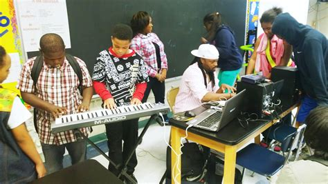 H2o Program Gives Mps Students Music Education, Outlet To