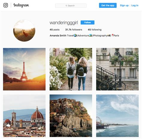instagram influencer     month study