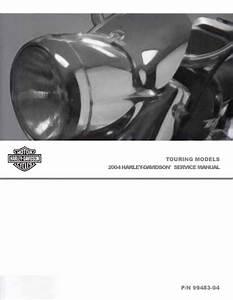 Harley Davidson Flt 2004 Repair Manual Order  U0026 Download