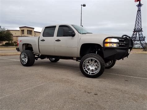 2008 Chevrolet Silverado For Sale by 2008 Chevrolet Silverado 1500 Lt Z71 4 215 4 Lifted Custom For
