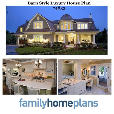 gambrel house plans barn style luxury house plan luxury house plans house plans and style