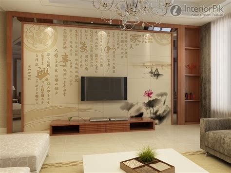 Living Room Wall Tile Designs by New Style Living Room Tv Background Wall Tile