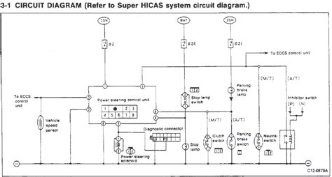 Nissan Skyline Power Steering System Information