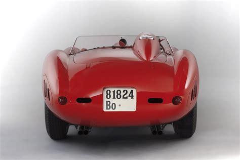 A couple of days ago, news broke of the 1957 ferrari 335 s spider scaglietti going on sale for $35.7 million. 1957 Ferrari 335 Sport Scaglietti Spyder For Sale - AAA