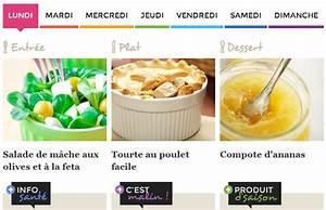 Cuisiner Pour La Semaine : menu de la semaine pas cher du 29 avril 2019 ~ Dode.kayakingforconservation.com Idées de Décoration