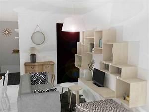 Idée Déco Salon Scandinave : d coration ambiance scandinave ~ Melissatoandfro.com Idées de Décoration