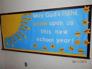 New school year bulletin board | Beginning of Year ...