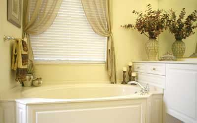 bathroom curtains blinds and shower curtains design