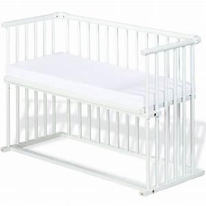 Berceau Bébé Cododo : berceau volutif cododo blanc anja ~ Premium-room.com Idées de Décoration