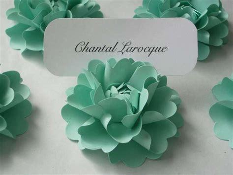 fiori bomboniere fai da te segnaposto con fiori fai da te fiore di carta