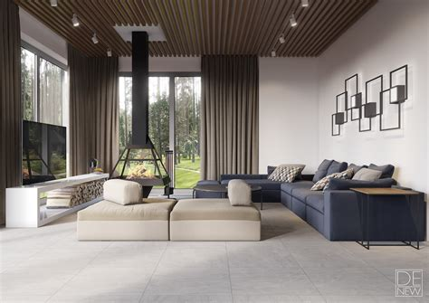 How To Arrange Luxury Home Interior Design Which Combine