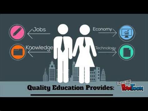sustainable development goal  quality education