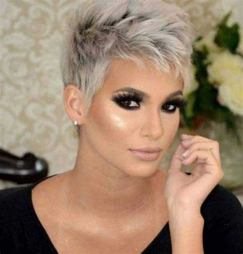 Stylish Pixie Haircuts Every Women Should See   Love this Hair