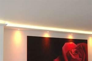 Wand Indirekt Beleuchten : modernes stuckprofil f r die beleuchtung wand und decke wdkl 200a st wohnzimmer licht ~ Markanthonyermac.com Haus und Dekorationen