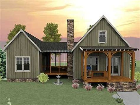 House Plans With Screened Porches by Small House Plans With Screened Porch Small House Plans